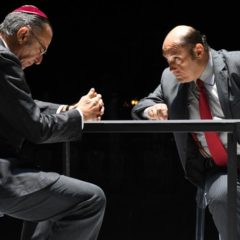 Psicoanalisi e deviazione mediatica ne 'Il Penitente' di David Mamet, con Luca Barbareschi, alla Pergola di Firenze