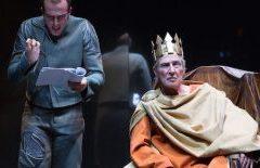 """La vocazione teatrale dell'Imperatore, """"Enrico IV"""", con Carlo Cecchi, al Teatro Argentina di Roma"""