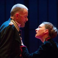 """Gabriele Lavia interpreta """"Il padre"""" di A. Strindberg al Teatro della Pergola di Firenze dal 16 al 21 gennaio"""
