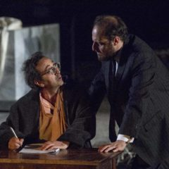 Tutti in attesa di giudizio nel grande processo della vita. Uno spettacolo di Roberto Andò al Teatro Verga di Catania