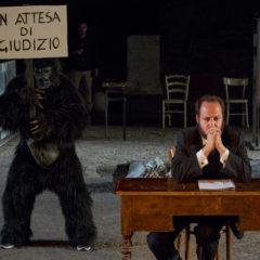 """Vita, e Teatro, come carcere o luogo di libertà. """"In attesa di giudizio"""" di Roberto Andò al Teatro Verga di Catania"""