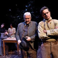 """Gogol a Firenze. """"L'acqua cheta"""" di Augusto Novelli al Teatro Niccolini 27 dicembre – 6 gennaio"""