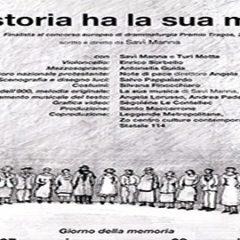 """Tra musica e canto si racconta quella storia che pesa come un macigno. """"Ogni storia ha la sua musica"""" al Centro ZO di Catania"""