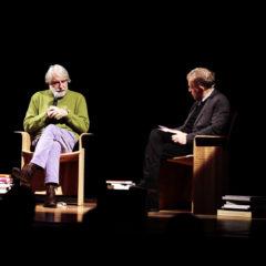 La reinvenzione del coraggio. Dialogo fra Gabriele Lavia e Paolo Crepet alla Pergola di Firenze