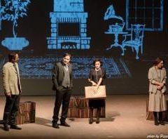 """Fuga dalla realtà. """"Il fu Mattia Pascal"""" al Teatro Ambasciatori di Catania"""