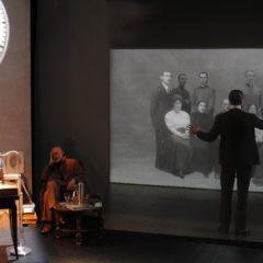 """Teatro India di Roma. Amedeo Fago in """"Pouilles-Le ceneri di Taranto"""" (sino all'11 febbraio)"""