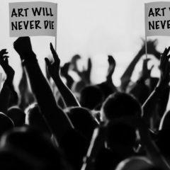 """Galleria Nazionale di Roma. """"Art will never die"""". Mostra e performance a cura di E. Agalbato e F. Sargentini"""