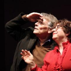 """Suggestioni d'amore tra un ricordo e un disegno. """"Un amore esemplare"""" di Pennac e Cestac al Teatro Massimo Bellini di Catania"""