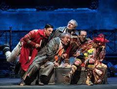 """Teatro Eliseo e Piccolo Eliseo. Dal 3 aprile, """"Circus Don Chisciotte"""" e """"D'estate con la barca"""""""