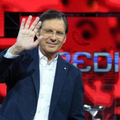 Fabrizio Frizzi, il volto 'buono' della Televisione di Stato