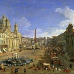 """Museo di Palazzo Braschi, Roma. Mostra """"Canaletto 1697-1768"""" (sino al 19 agosto)"""
