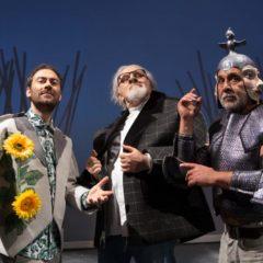 Il burattinaio gretto di Moni Ovadia. 'Liolà' al Teatro Biondo di Palermo