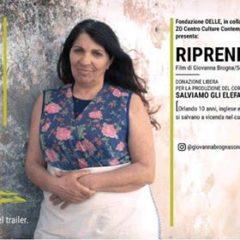 'Riprendimi' film di Giovanna Brogna al Centro Zo di Catania domenica 20 maggio ore 19