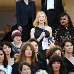 Cannes 2018. Con 'Lazzaro felice' le sorelle Rohrwacher conquistano la Croisette insieme a 81 registe guidate da Cate Blanchett