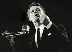 'L'ultima estate del sogno americano. Bob Kennedy, la terza vittima della Grande Congiura' ieri ad Altrevie, Roma