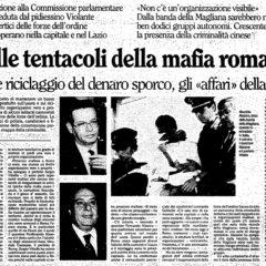 Nella Roma violenta degli anni '70