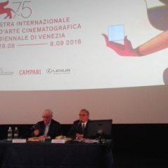 Presentazione 75. Mostra del Cinema di Venezia: Lanthimos, Assayas e molte soprese nelle rassegne collaterali