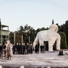 """In tournée greca """"Edipo a Colono"""" prodotto dall'Istituto Nazionale del Dramma Antico"""