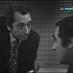 'Il caso Pinedus' di  Paolo Levi, regia di Maurizio Scaparro, sceneggiato TV del 1972, una riscoperta