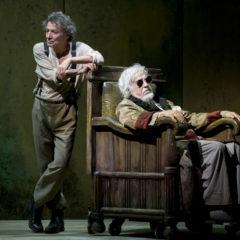 'Finale di partita' di Beckett con Mauri/Sturno al Teatro Duse di Genova dall'11 dicembre