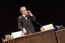 """""""Colpi di timone"""" con Jurij Ferrini, al Teatro della Corte di Genova dal 27 dicembre"""