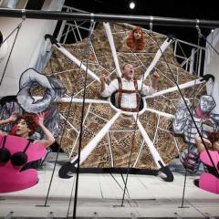 'Lear, schiavo d'amore' Marcido Marcidorjs e Famosa Mimosa, dall'11 al 16 dicembre al Teatro Vascello di Roma