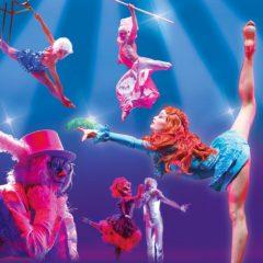 Teatro Brancaccio di Roma 25 gennaio – 3 febbraio   Alice in Wonderland – European Tour