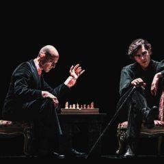 Teatro Eliseo di Roma 22 gennaio – 2 febbraio   'Il Maestro e Margherita' con Michele Riondino e Federica Rosellini