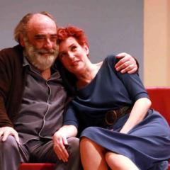 Quell'oblio agrodolce. 'Il padre', con Alessandro Haber e Lucrezia Lante della Rovere, alla Pergola di Firenze