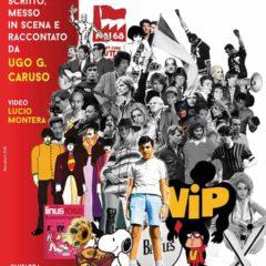 '1968. Cambiate il mondo, sto arrivando!' reading di Ugo G. Caruso 13 marzo ore 21 ad Arcavacata, teatro del DAM – Filo rosso