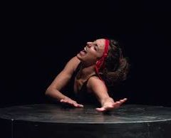 'Antigone' di e con Debora Benincasa   Presentazione e Tournée marzo