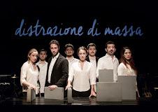 """Teatro di Roma. Attività di decentramento. Sino al 30 marzo, """"Dieci storie proprio così-terzo atto"""" di E. Giordano e G. Minoli"""