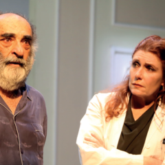 Le mille forme di Andrea. 'Il Padre' di Florian Zeller, con Alessandro Haber, al Teatro della Corte di Genova