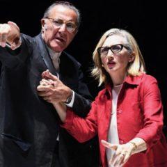 Come diventare un nemico del popolo. 'Il Penitente' di David Mamet, con Luca Barbareschi, al Teatro Nazionale di Genova