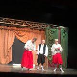 La macchina del suono. 'Le opere complete di William Shakespeare (in versione abbreviata)' al Teatro di Rifredi