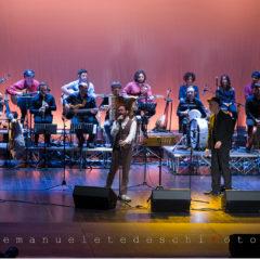 'Odissea – Un canto mediterraneo', con Mario Incudine e Peppe Servillo, dal 26 marzo al Teatro della Corte di Genova