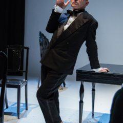 15-17 marzo _ Truman Capote _ Gianluca Ferrato _ OffOff Theatre Roma