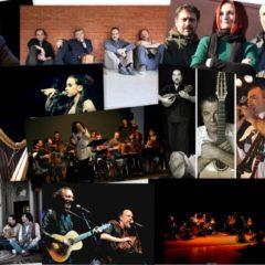25 aprile:: Al Teatro Villa Pamphilj di Roma i Canti Resistenti aprono il Festival Popolare Italiano 6a edizione