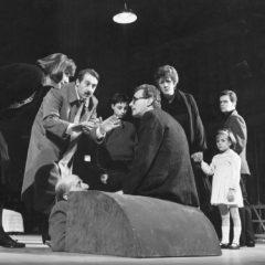 """Giorgio De Lullo. La Compagnia dei Giovani e i """"Sei personaggi"""" in mostra al Teatro Valle di Roma _ 25/28 aprile"""