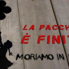 Preghiere blasfeme. 'La pacchia è finita. Moriamo in pace' di Anne-Riitta Ciccone, rappresentato all'Off/Off Theatre di Roma