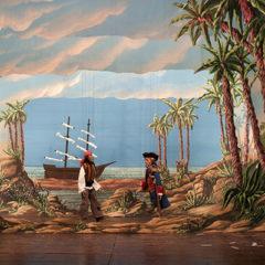 Milano Piccolo Teatro Grassi | 'L'isola del tesoro', della Compagnia Marionettistica Carlo Colla & Figli, 11-23 giugno