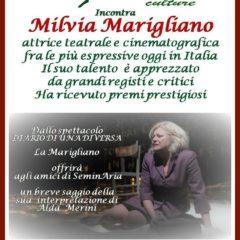 Milvia Marigliano alla libreria Ubik di Cosenza martedì 21 maggio ore 18