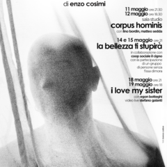 Roma Teatro Vascello | Enzo Cosimi | Ode alla Bellezza. Tre creazioni sulla diversità