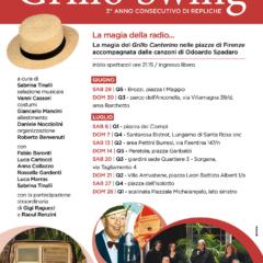 Firenze La Compagnia delle Seggiole / Il tredicesimo anno del Monastero della Certosa del Galluzzo, la magia della Petraia e la terza edizione di Grillo Swing