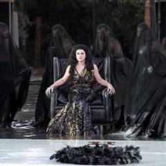 """I lavacri dell'Ellade diventano dramma contemporaneo nell' """"Elena"""" di Euripide diretta da Livermore al Teatro Greco di Siracusa"""