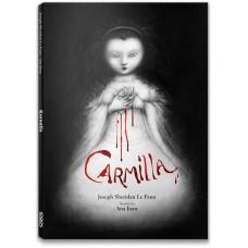 Torna in libreria il capolavoro della letteratura gotica. Una nuova edizione di 'Carmilla' illustrata dall'artista Ana Juan