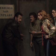 BCT – Benevento cinema e televisione: 'Non ci resta che il crimine', una commedia tra fantasy e anni '80