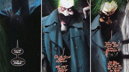 Virtus insaniae. Joker e Batman nel labirinto affamato di follia: 'Arkham Asylum' ed. Play Press