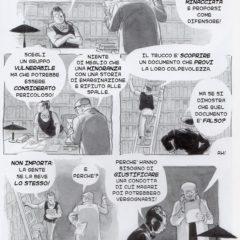 I Protocolli dei Savi di Sion. 'Il complotto' di Will Eisner, ed. Einaudi
