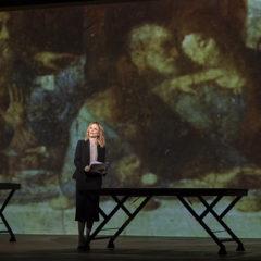 Il miracolo della cena e il miracolo della passione di una donna al Piccolo Teatro Grassi di Milano